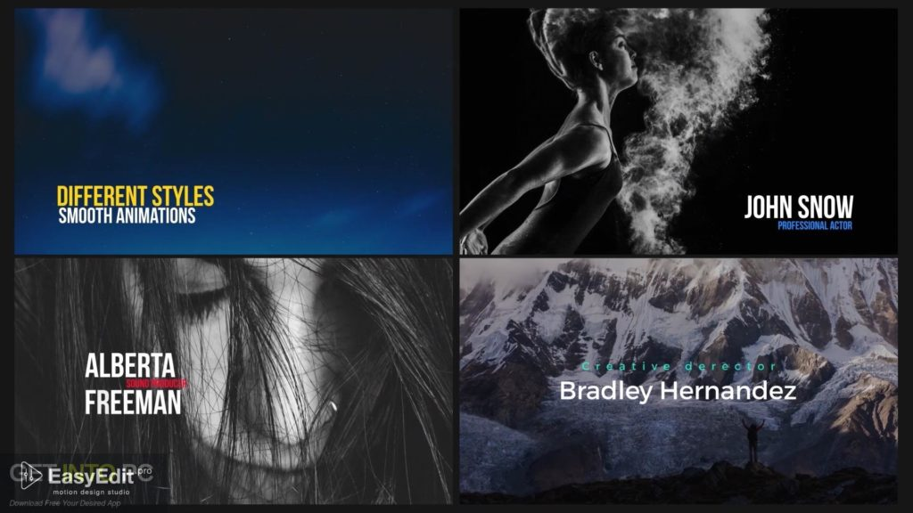VideoHive - Essential Titles and Lower Thirds Direct Link Download-GetintoPC.com