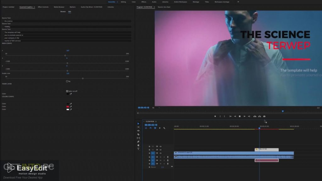 VideoHive - Essential Titles and Lower Thirds Latest Version Download-GetintoPC.com
