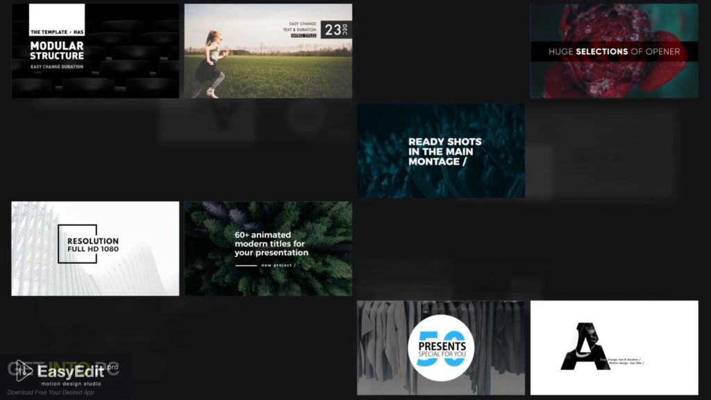 VideoHive - Essential Titles and Lower Thirds Offline Installer Download-GetintoPC.com