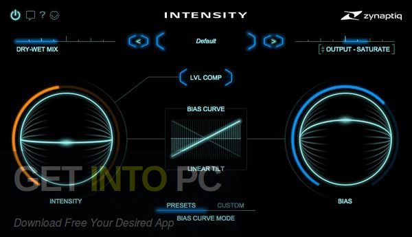 Zynaptiq - INTENSITY VST Direct Link Download-GetintoPC.com