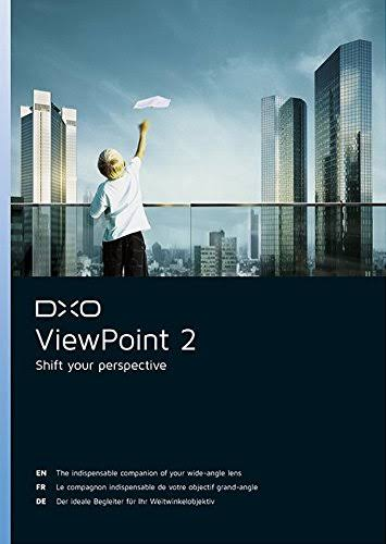 DxO ViewPoint Free Download