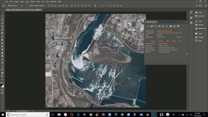 Avenza Geographic Imager for Adobe Photoshop 6.1 Direct Link Download
