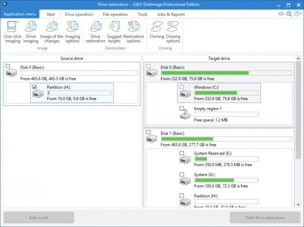O&O DiskImage Server Latest Version Download