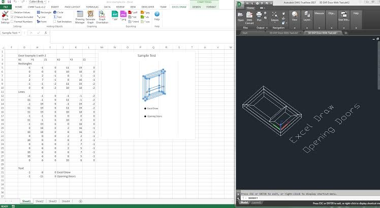 Gray Technical Excel Draw Latest Version Download