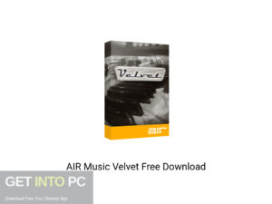AIR Music Velvet Offline Installer Download-GetintoPC.com