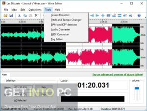 AbyssMedia Wave Editor Direct Link Download-GetintoPC.com