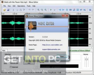 AbyssMedia Wave Editor Latest Version Download-GetintoPC.com