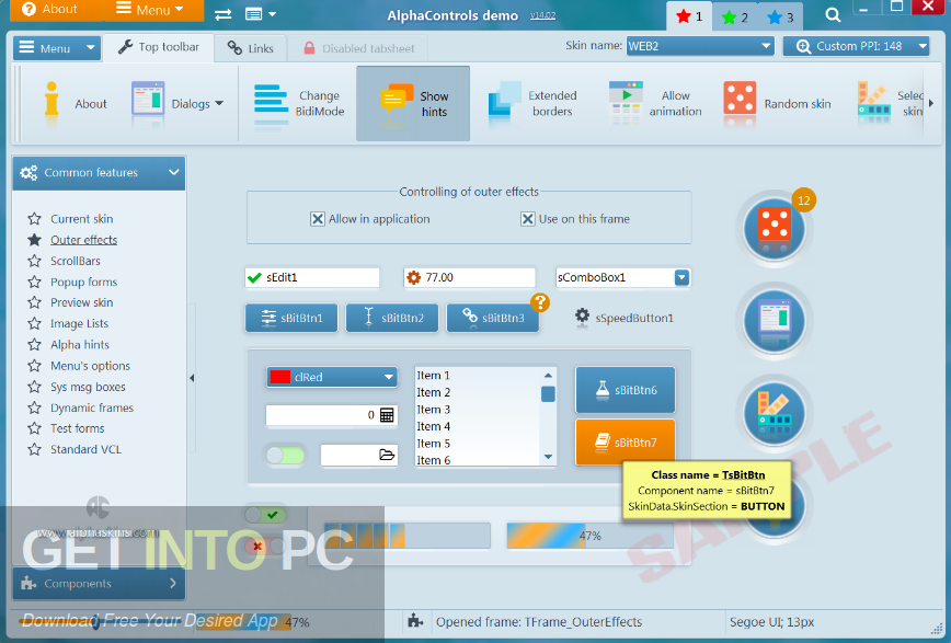 AlphaControls 2020 Offline Installer Download