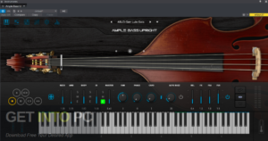 Ample Sound Ample Bass Upright III VST Free Download-GetintoPC.com