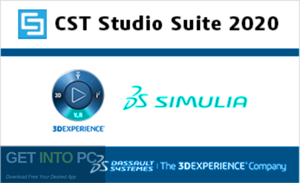 DS SIMULIA CST STUDIO SUITE 2020 Free Download-GetintoPC.com