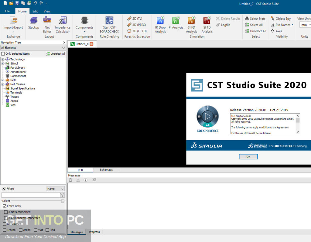 DS SIMULIA CST STUDIO SUITE 2020 Offline Installer Download-GetintoPC.com
