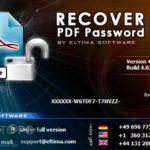 Eltima Recover PDF Password Free Download