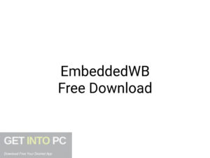 EmbeddedWB Offline Installer Download-GetintoPC.com