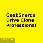 GeekSnerds Drive Clone Professional Free Download