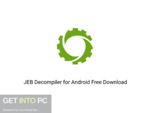 JEB Decompiler For Android Offline Installer Download-GetintoPC.com