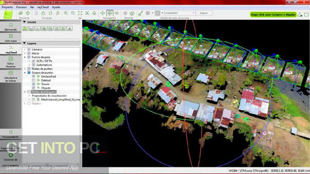 Pix4D Pix4Dmapper Pro Direct Link Download-GetintoPC.com