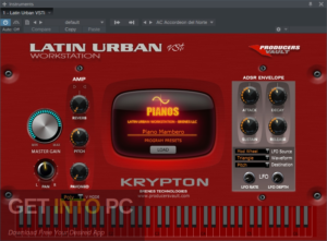 Producers Vault Latin Urban 1.5 VSTi Direct Link Download-GetintoPC.com