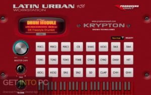 Producers Vault Latin Urban 1.5 VSTi Free Download-GetintoPC.com