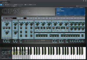 Sonic Projects OP X PRO II VST Free Download-GetintoPC.com