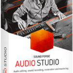 Sound Forge Audio Studio 2020 Free Download