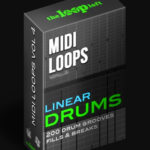 The Loop Loft – Midi Drum Loop Bundle (WAV, MIDI) Download