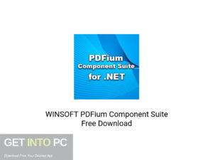 WINSOFT PDFium Component Suite Offline Installer Download-GetintoPC.com