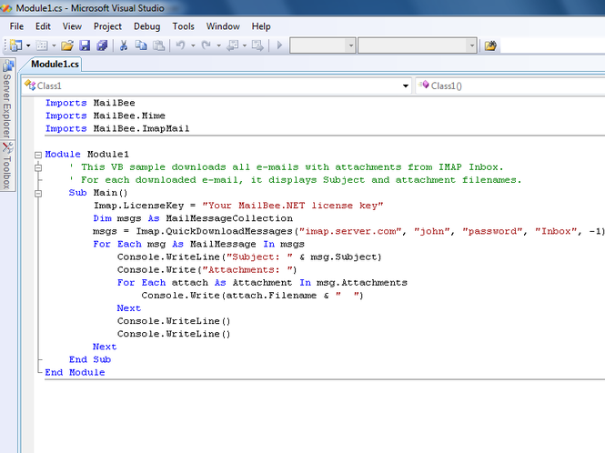 MailBee.NET Objects Direct Link Download