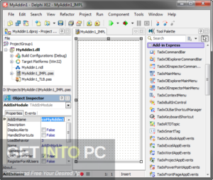 Add in Express for Office and Delphi VCL Direct Link Download-GetintoPC.com