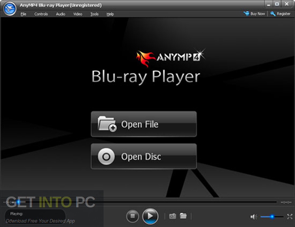 AnyMP4 Blu-ray Player 2021 Direct Link Download