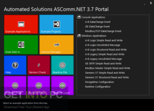 Automated Solutions ASComm.NET Free Download-GetintoPC.com