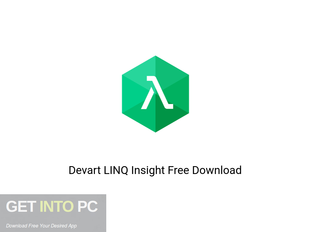 Devart LINQ Insight Offline Installer Download-GetintoPC.com