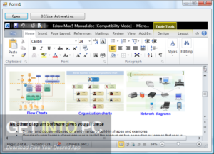EdraOffice Viewer Component Free Download-GetintoPC.com