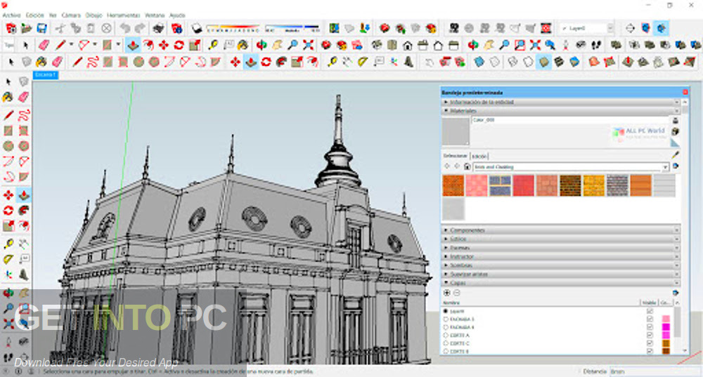 SketchUp 2017 Plugin Pack Direct Link Download-GetintoPC.com