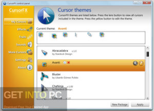 Stardock CursorFX Plus Free Download-GetintoPC.com