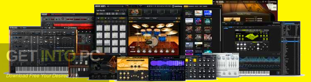 Steinberg - Absolute 4 VST Direct Link Download-GetintoPC.com