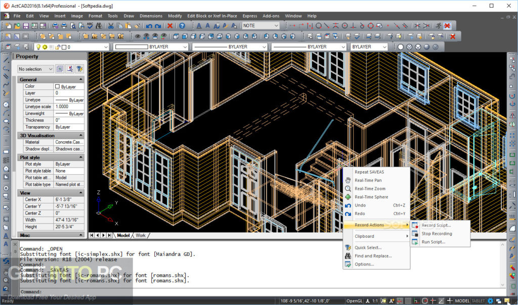 Autodesk AutoCAD 2021 Latest Version Download