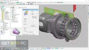 Autodesk PartMaker 2017 Direct Link Download-GetintoPC.com
