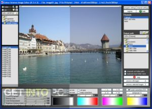 Color Science Image Editor Free Download-GetintoPC.com