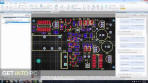 DS SOLIDWORKS PCB 2016 Free Download-GetintoPC.com