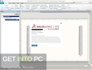 DS SOLIDWORKS PCB 2016 Latest Version Download-GetintoPC.com