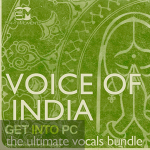 Earth Moments Voice Of India (WAV) Free Download-GetintoPC.com