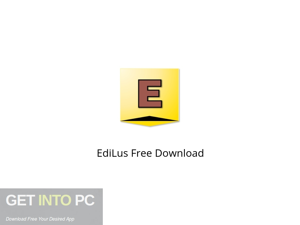 EdiLus Offline Installer Download-GetintoPC.com