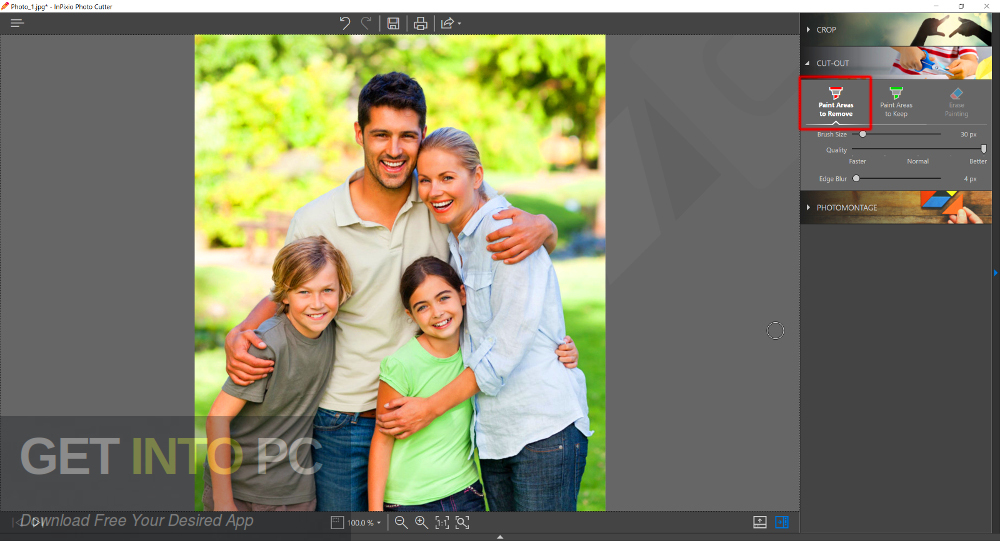 InPixio Photo Editor 2020 Latest Version Download