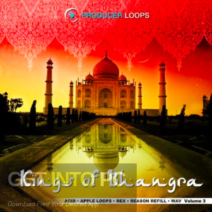 Producer Loops Kings of bhangra Vol. 2 Free Download-GetintoPC.com