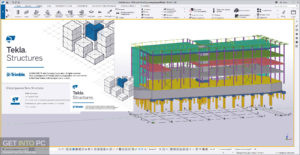 Tekla Structures 2020 Latest Version Download-GetintoPC.com