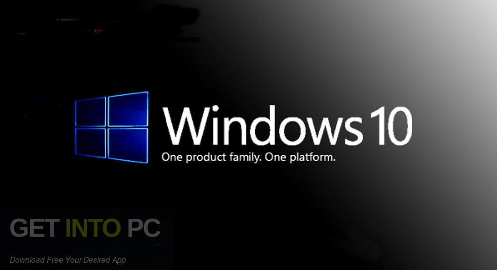 Windows 10 Pro incl Office 2019 Mar 2020 Free Download-GetintoPC.com