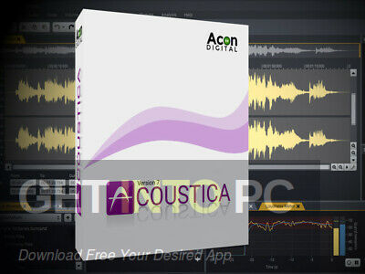 Acoustica Premium Edition Free Download