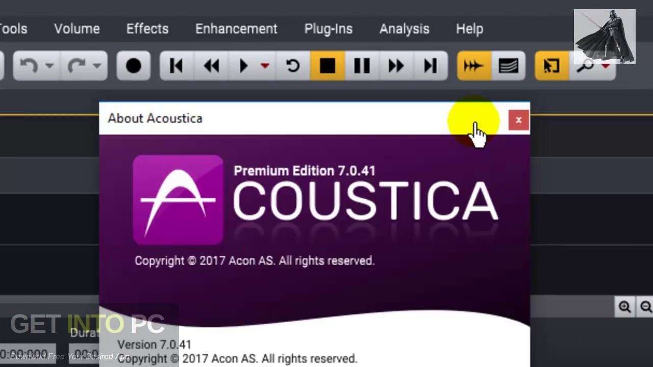 Acoustica Premium Edition Offline Installer Download