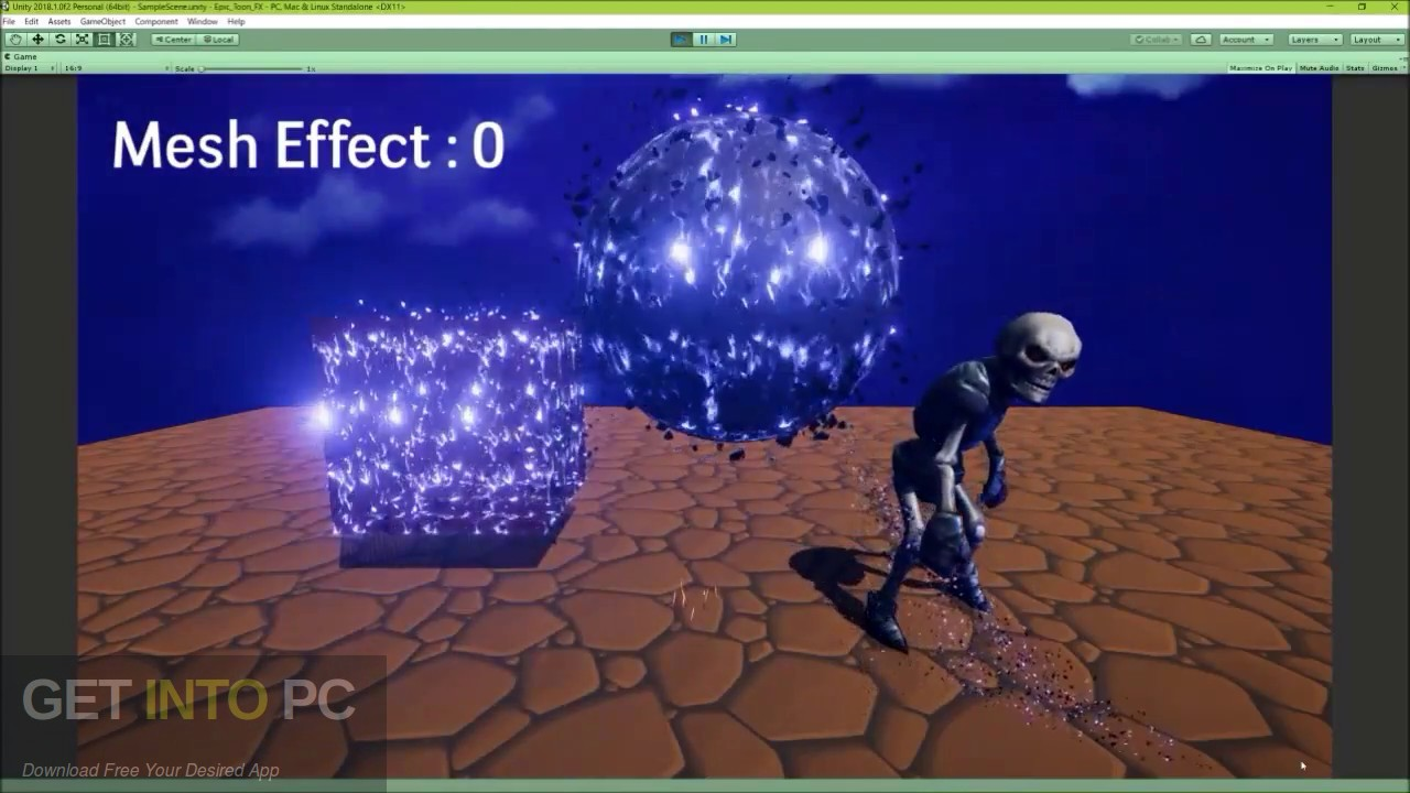 Unity Asset Mesh Effects Direct Link Download