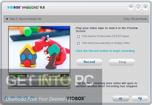 VIDBOX VHS to DVD Deluxe Direct Link Download